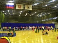 Спортивный праздник лицей №18