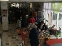 выставки во дворце спорта